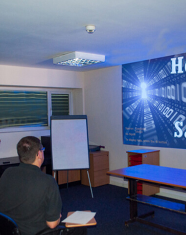 Liverpool Community Transport Training Room